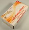Obrázek z Rukavice jednorázové latexové přírodní pudrované L, 1000 ks