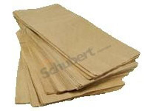 Obrázek z Sáček papírový kupecký hnědý 5 kg, 15 kg / 570 ks