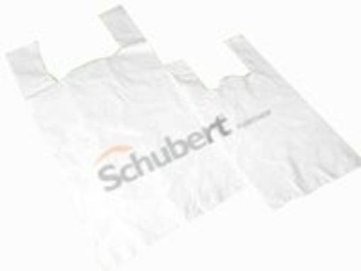 Obrázek z Taška HDPE (mikroten) transparentní odtrhávací 3 kg, 2500 ks, Partner