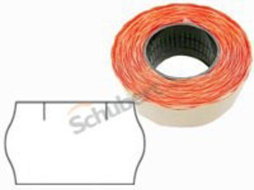 Obrázek z Etikety contact bílé 22 x 12 mm, 42 ks