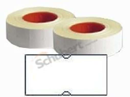 Obrázek z Etikety cola-ply oranžové 22 x 12 mm, 48 ks
