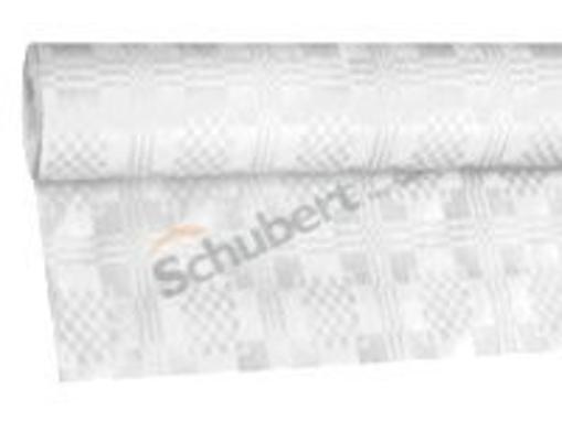 Obrázek z Ubrus papírový bílý 1,2 x 10 m, 25 rolí