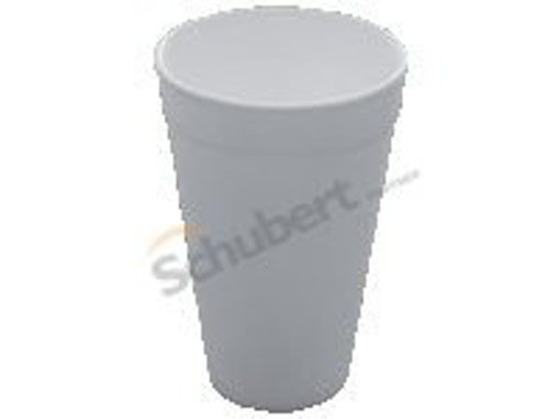 Obrázek z Kelímek EPS bílý termo 0,45 - 0,5 l, ⌀95 mm, 500 ks