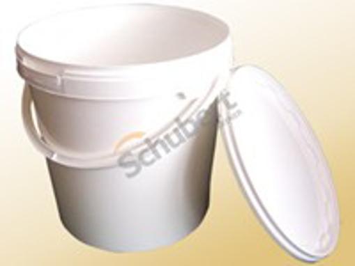 Obrázek z Nádoba plastová PP transparentní s víčkem 0,58 l, 100 x 100 mm, 450 ks