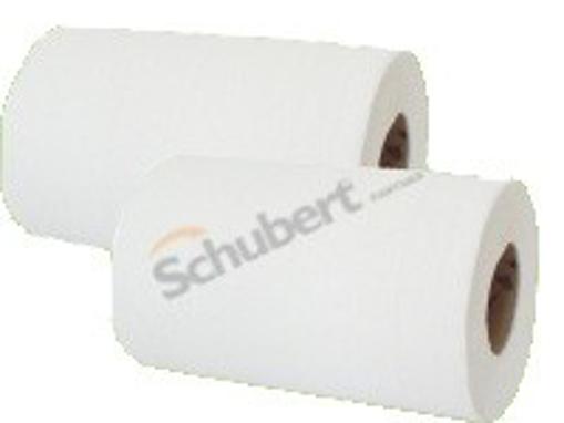 Obrázek z Ručník papírový dvouvrstvý bílý 21 x 13,8 cm, 50 m