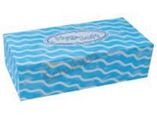 Obrázek z Kapesníčky kosmetické - box 2 vrstvé 150 ks