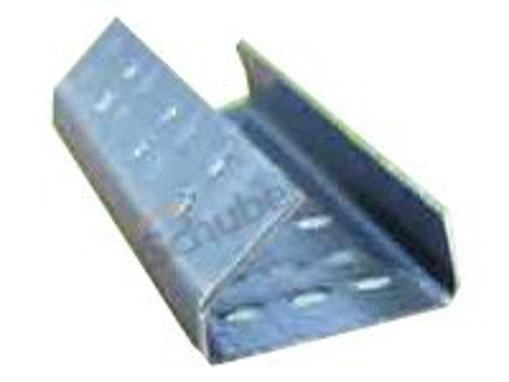 Obrázek z Spona na PP pásku 12 mm, 1000 ks