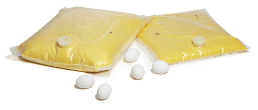 Obrázek z Bílek vaječný pasterovaný mražený v kartonu 10 kg