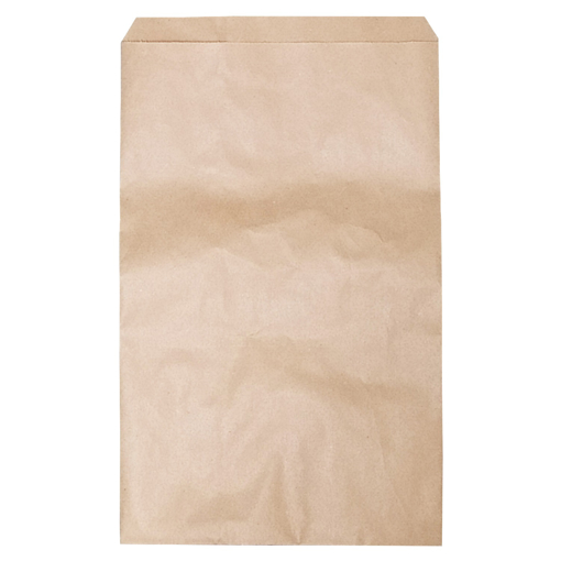Obrázek z Sáček papírový kupecký hnědý 1 kg, 17,5x 28 cm, 15 kg / 2300 ks